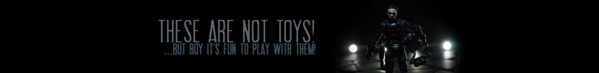 These Are Not Toys!